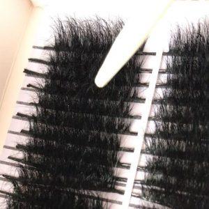 Step 6 handmade mink lashes