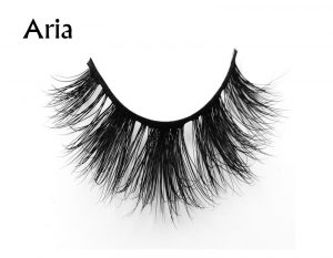Factory outlet 100% real siberian mink fur false eyelashes 3D Multi-Layered Minkind ividual lashes