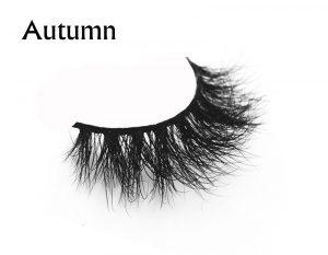 factory whole sale 3D eyelashes 3D mink eyelashes