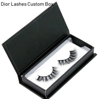 Mink Lashes Custom Package Private Label DL007