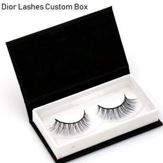 Mink Lashes Custom Package Private Label DL018