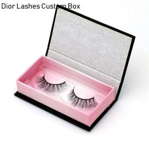 Mink Lashes Custom Package Private Label DL022
