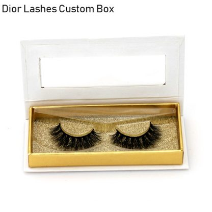 Mink Lashes Custom Package Private LabelDL027
