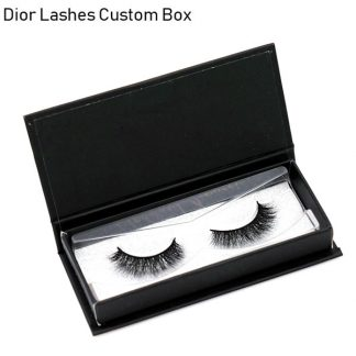 Mink Lashes Custom Package Private Label DL028