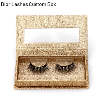 Mink Lashes Custom Package Private LabelDL033