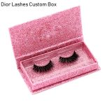 Mink Lashes Custom Package Private LabelDL035