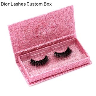 Mink Lashes Custom Package Private Label DL035