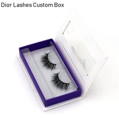 Mink Lashes Custom Package Private LabelDL039