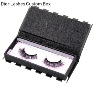 Mink Lashes Custom Package Private Label DL040