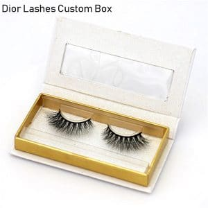 Mink Lashes Custom Package Private LabelDL053