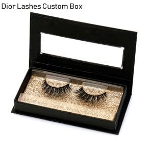 Mink Lashes Custom Package Private LabelDL055