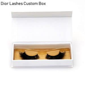 Mink Lashes Custom Package Private LabelDL056