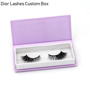 Mink Lashes Custom Package Private LabelDL057