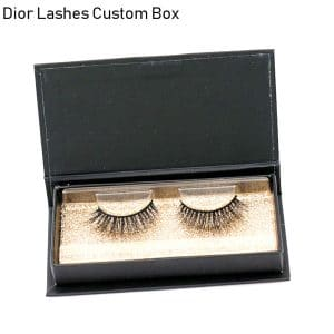 Mink Lashes Custom Package Private Label DL067
