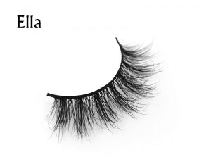 Premium 3D Mink Lash Private Label Strip False Eyelashes Wholesale 100% Real Mink Fur eye lash