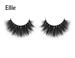 Original Factory Production Natural 3D Mink False Eyelashes