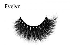 OEM factory price own brand 100% 3d mink fur eyelashes, strip mink eyelashes, private label mink eyelashes