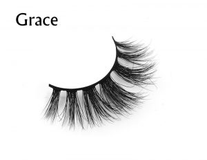 Top selling 100% 3d mink lashes private label eyelash extensions