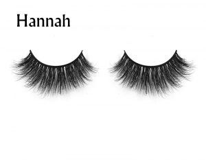 Factory price synthetic mink eyelashes real 3D mink lashes with private label and custom package