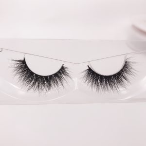 What is false mink eyelashes?