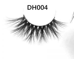 3D Mink Eyelasehs DH001 New Design Style