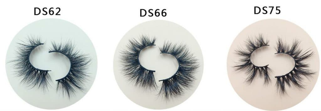 3D 16mm MINK LASHES DL catalog