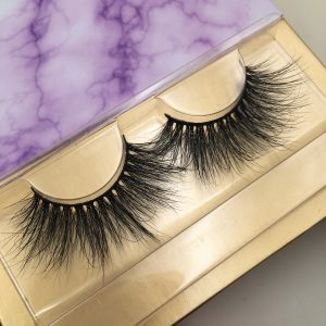 Mink Eyelash Vendors USA Wholesale 20mm 25mm Mink Lashes