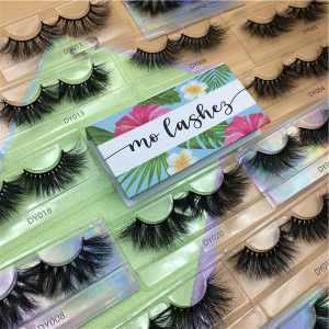custom eyelash packaging vendors