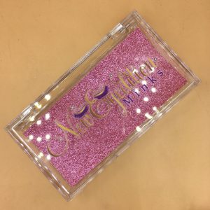 Acrylic custom eyelash packaging (2)