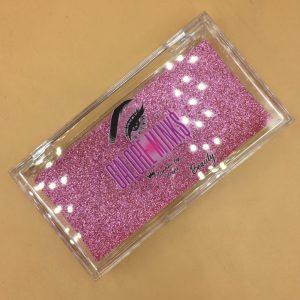 Acrylic custom eyelash packaging usa (1)