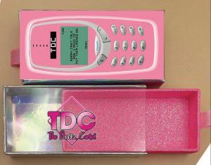 cellphone eyelash boxes
