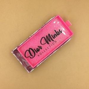 Pink custom eyelash packaging (4)