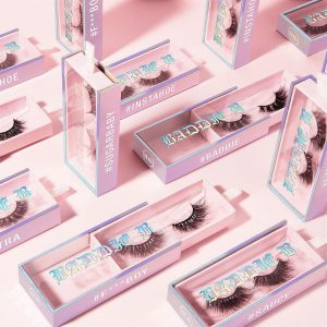 lash packaging boxes