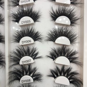 25mm mink lash vendor