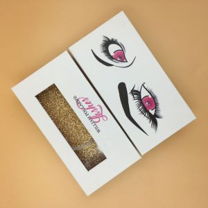 Luxury Window Eyelash Packaging