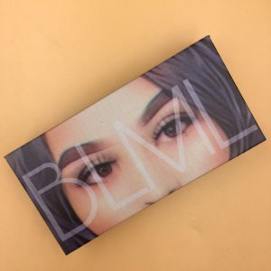 Full Face Eyelash Packaging Box