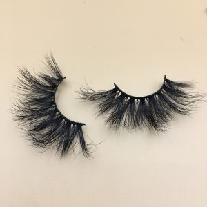 DY007 25mm Siberian mink lashes