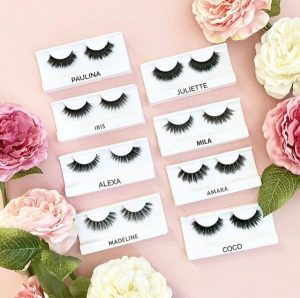 Wholesale supplier of high quality mink eyelashes