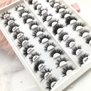Precious 25mm mink eyelashes