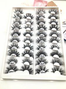 25mm mink lash
