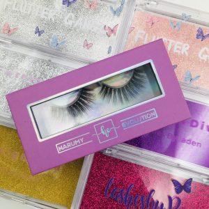 Wholesale False Eyelash Packaging Box