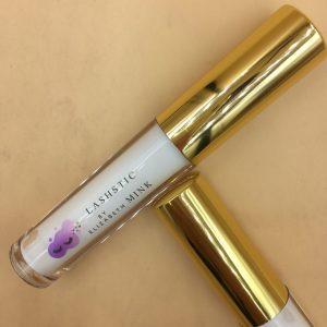 White custom mink eyelash glue