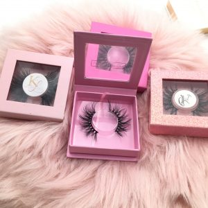 Custom Eyelash And Packaging Box