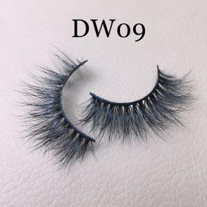 The latest 16MM mink eyelashes DW09