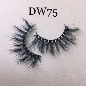 The latest 16MM mink eyelashes DW75