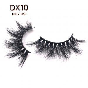 Best selling 20MM mink eyelashes DX10