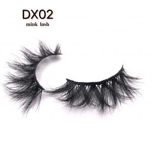 Best selling 20MM mink eyelashes DX02