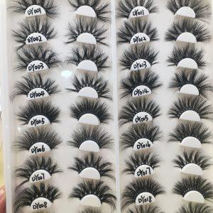 most popular eyelashes