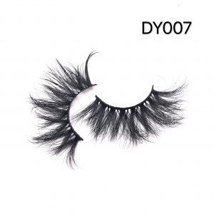 Best selling 25MM mink eyelashes DY007