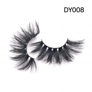 Best selling 25MM mink eyelashes DY008
